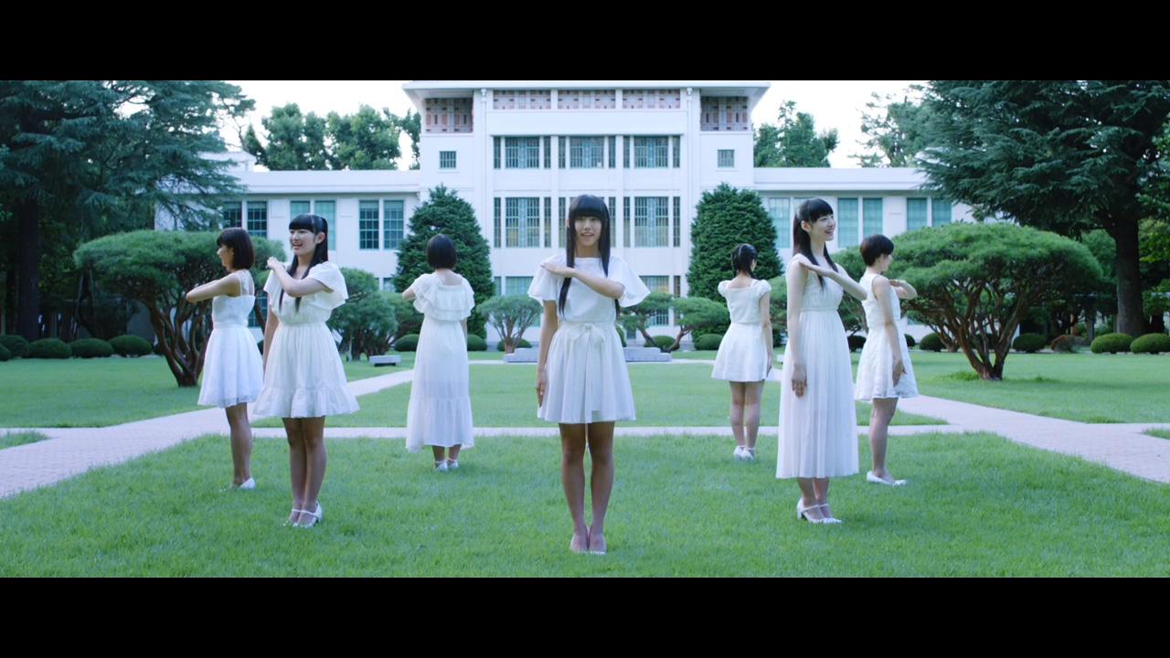 私立恵比寿中学「まっすぐ」MV