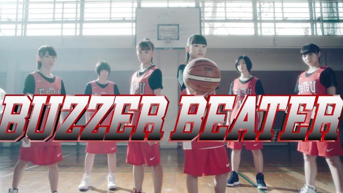 「SoftBankウインターカップ2018」 大会公式テーマソング  私立恵比寿中学『BUZZER BEATER』